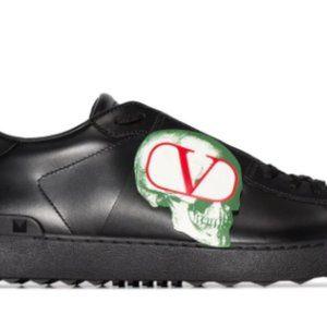 Valentino Garavani x Undercover logo-patch sneaker